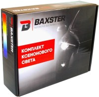 Фото - Автолампа Baxster H3 5000K Kit