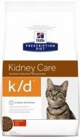 Корм для кошек Hills PD Feline k/d 0.4 kg