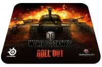 Коврик для мышки SteelSeries Qck World of Tanks