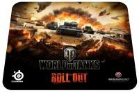 Коврик для мышки SteelSeries Qck World of Tanks Tiger
