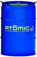 Моторное масло Atomic Pro-Industry 10W-40 SG/CF-4 Silver 60L