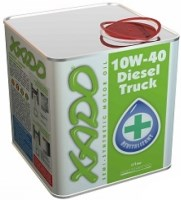 Моторное масло XADO Atomic Oil 10W-40 Diesel Truck 1л
