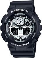 Фото - Наручные часы Casio GA-100BW-1A