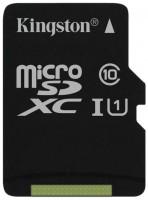 Карта памяти Kingston microSDXC UHS-I U1 Class 10 64Gb