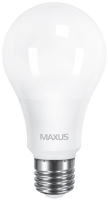Фото - Лампочка Maxus 1-LED-563 A65 12W 3000K E27