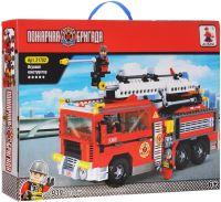 Фото - Конструктор Ausini Fire Brigade 21702