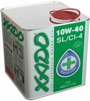 Моторное масло XADO Atomic Oil 10W-40 SL/CI-4 0.5L