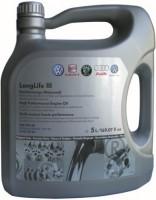 Моторное масло VAG LongLife III 5W-30 5L