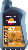 Моторное масло Repsol Moto Off Road 4T 10W-40 1л