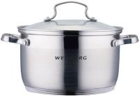 Кастрюля Wellberg WB-02174 2.1л