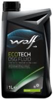 Фото - Трансмиссионное масло WOLF Ecotech DSG Fluid 1л