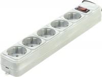 Сетевой фильтр / удлинитель Gembird SPG3-B-15 5м