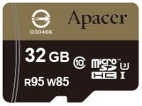 Карта памяти Apacer microSDHC 95/85 UHS-I U3 32Gb