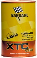 Моторное масло Bardahl XTC 10W-40 1л