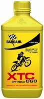 Моторное масло Bardahl XTC C60 Off Road 10W-50 1L 1л