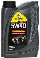 Моторное масло Bardahl XTC 5W-40 1л