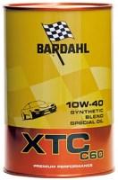 Моторное масло Bardahl XTC C60 10W-40 1L 1л