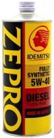 Моторное масло Idemitsu Zepro Diesel 5W-40 1L