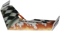 Радиоуправляемый самолет TechOne Mini Popwing ARF
