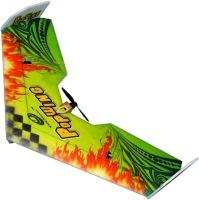 Радиоуправляемый самолет TechOne Popwing 900 ARF