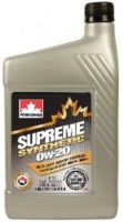 Моторное масло Petro-Canada Supreme Synthetic 0W-20 1L 1л