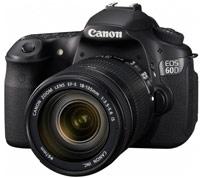 Фото - Фотоаппарат Canon EOS 60D kit 17-85