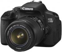 Фото - Фотоаппарат Canon EOS 650D  kit 18-135