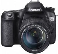 Фото - Фотоаппарат Canon EOS 70D  kit 18-135