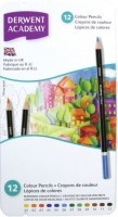Карандаши Derwent Academy Colouring Set of 12