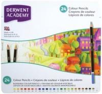 Фото - Карандаши Derwent Academy Colouring Set of 24
