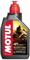 Моторное масло Motul Scooter Power 4T MB 10W-30 1л