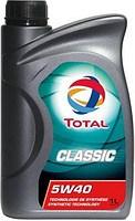 Моторное масло Total Classic 5W-40 1L