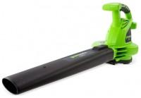 Садовая воздуходувка-пылесос Greenworks GBV2800