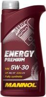 Моторное масло Mannol Energy Premium 5W-30 1л