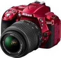 Фотоаппарат Nikon D5300 kit 18-55 + 55-300