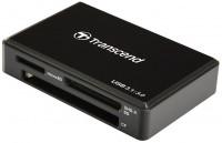 Картридер/USB-хаб Transcend TS-RDF9