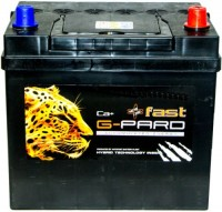 Автоаккумулятор G-Pard Fast Asia