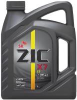 Моторное масло ZIC X7 LS 10W-40 4L