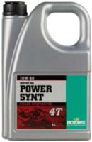 Моторное масло Motorex Power Synt 4T 10W-60 4л