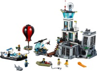 Фото - Конструктор Lego Prison Island 60130
