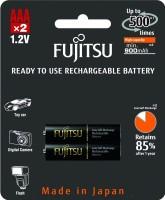 Аккумуляторная батарейка Fujitsu  2xAAA 900 mAh