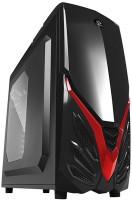 Фото - Корпус (системный блок) Raidmax Viper II красный