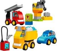 Фото - Конструктор Lego My First Cars and Trucks 10816