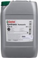 Фото - Трансмиссионное масло Castrol Syntrans Transaxle 75W-90 20л