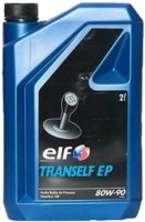 Трансмиссионное масло ELF Tranself EP 80W-90 2л