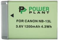 Фото - Аккумулятор для камеры Power Plant Canon NB-13L
