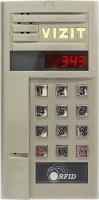 Вызывная панель Vizit BVD-343RCPL