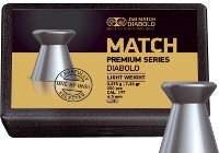 Фото - Пули и патроны JSB Match Premium Light 4.5 mm 0.475 g 200 pcs