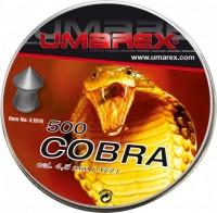Пули и патроны Umarex Cobra 4.5 mm 0.52 g 500 pcs