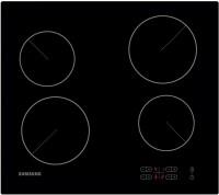 Фото - Варочная поверхность Samsung C61R2AEE черный